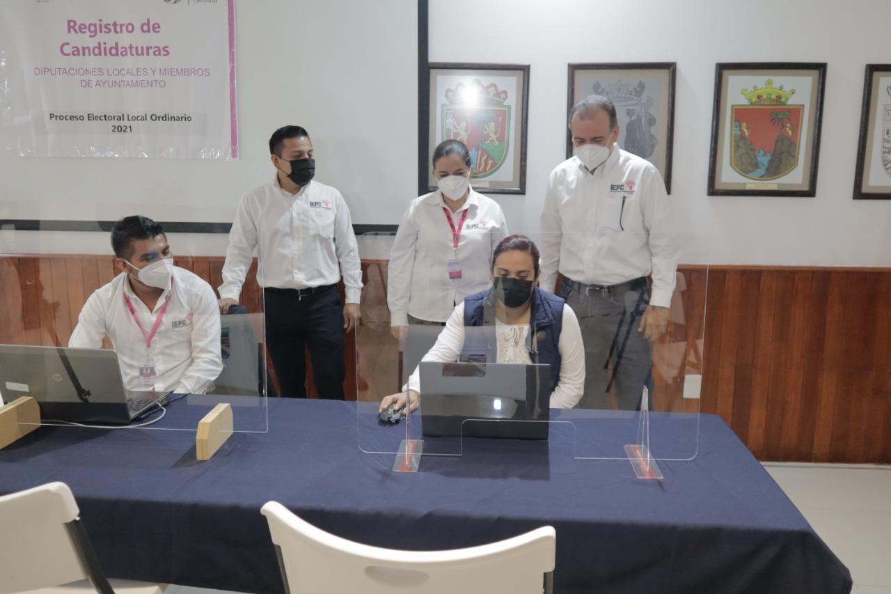 Inicia en Chiapas el registro de candidaturas para diputaciones y miembros de ayuntamientos