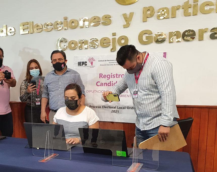 Concluye periodo de registro de candidaturas a diputaciones locales e integrantes de ayuntamientos