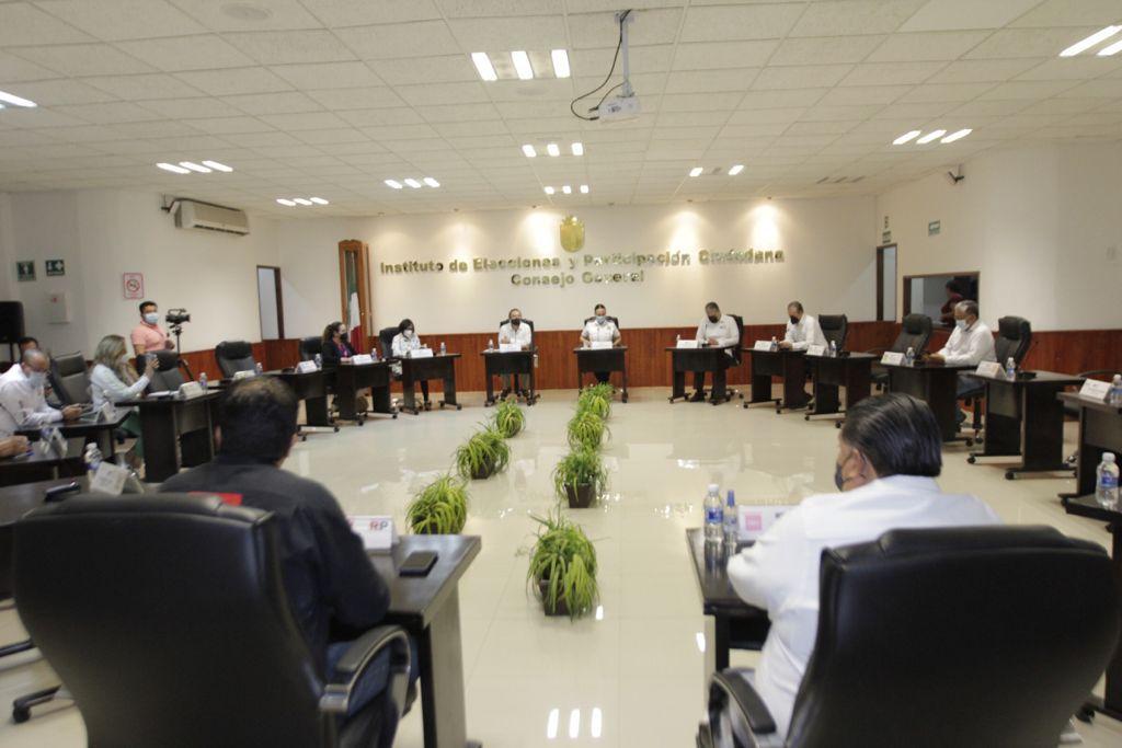 Presenta SSPyPC protocolo de seguridad y protección para personas candidatas a partidos políticos