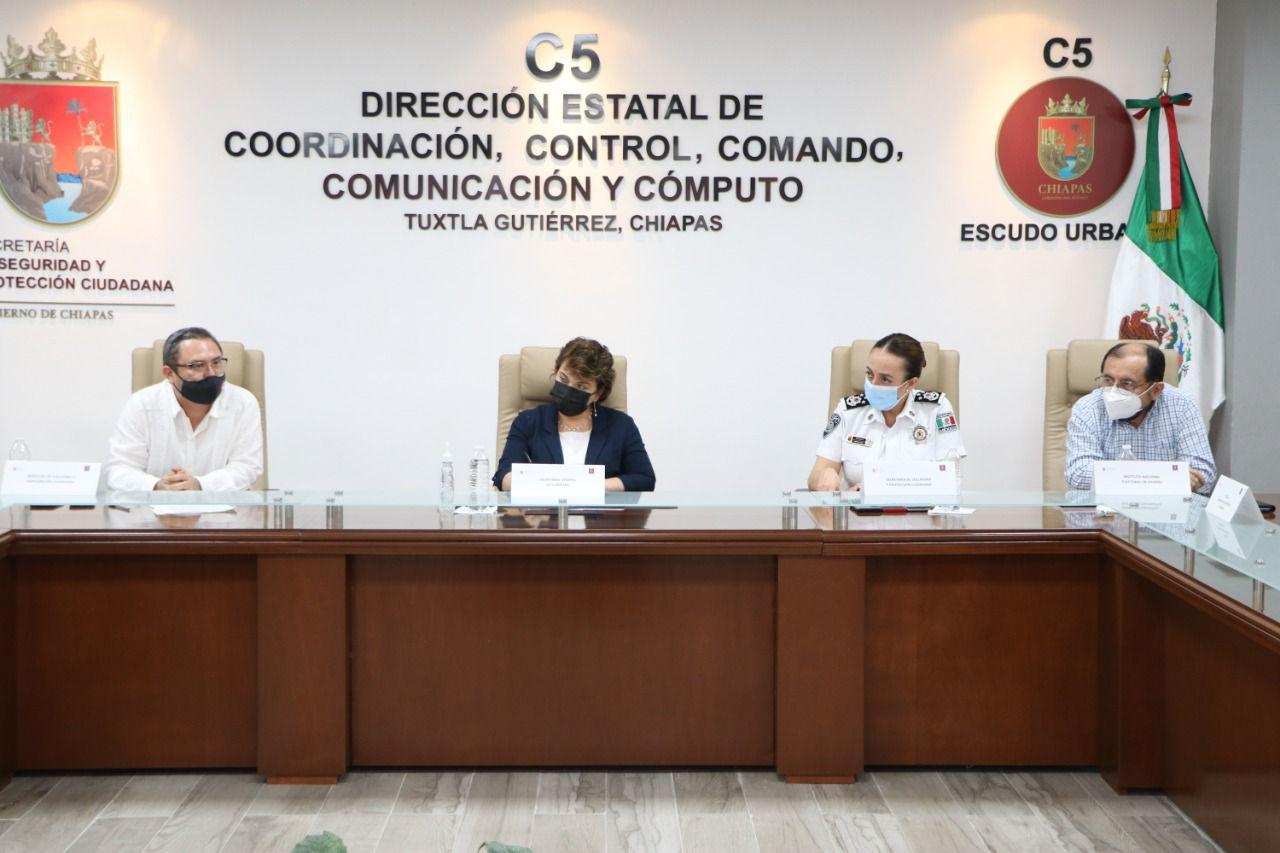 Se realiza cuarta mesa de estrategia de seguridad y protección en el contexto electoral