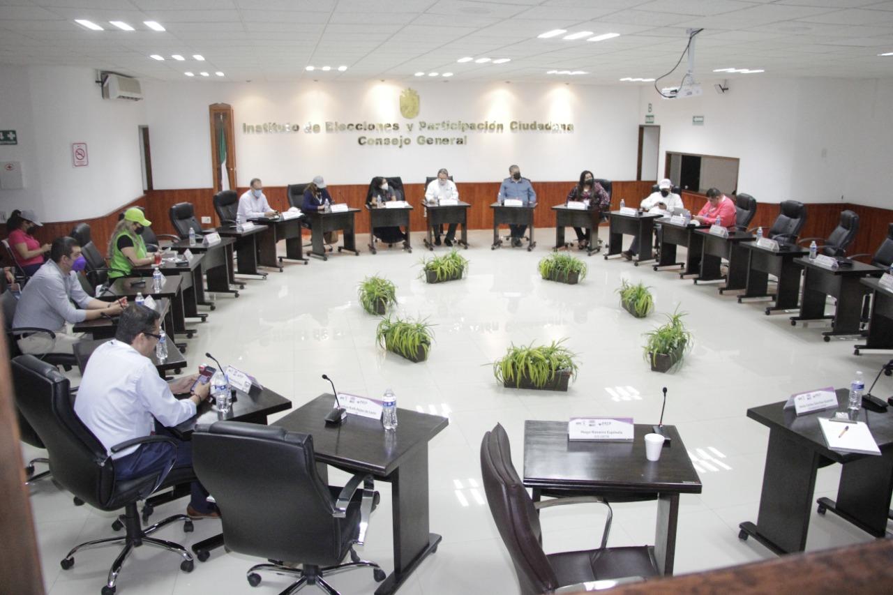 El PREP listo para operar eficazmente en la jornada electoral del 6 de junio