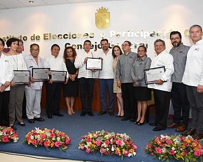 CELEBRAN 25 AÑOS DE AUTONOMÍA CONSTITUCIONAL DEL ÓRGANO ELECTORAL EN CHIAPAS