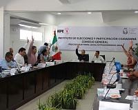 APRUEBA IEPC DESIGNACIÓN DE CONSEJOS MUNICIPALES ELECTORALES PARA LA ELECCIÓN EXTRAORDINARIA