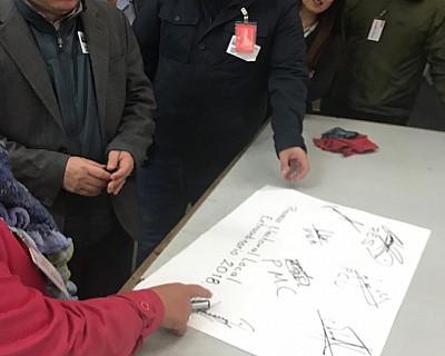 LLEGAN A CHIAPAS LAS BOLETAS ELECTORALES PARA LA ELECCIÓN EXTRAORDINARIA