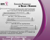 SESIONA LA COMISIÓN PERMANENTE DE QUEJAS Y DENUNCIAS