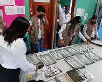 CON TOTAL TRANSPARENCIA Y LEGALIDAD, INICIAN LOS CONSEJOS DISTRITALES Y MUNICIPALES EL CÓMPUTO DE VOTOS