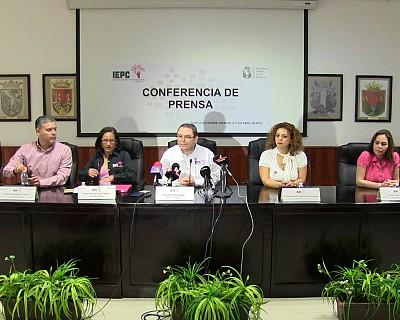 CONVOCA IEPC A LA CIUDADANÍA DE OXCHUC A CONDUCIRSE EN PAZ Y CIVILIDAD DURANTE LA ELECCIÓN DE SUS AUTORIDADES MUNICIPALES