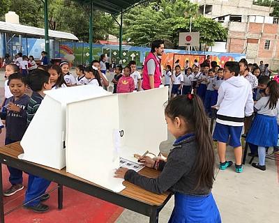 CONTINÚA LA ORGANIZACIÓN DEL CONGRESO INFANTIL 2019