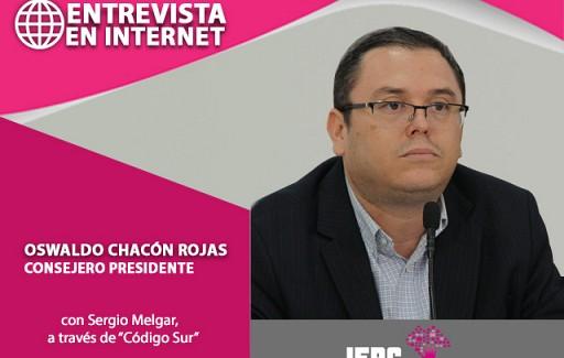 Entrevista con Sergio Melgar