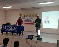 IEPC socializa la ENCCIVICA en centros educativos