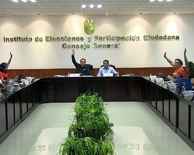 EL 80% DEL PERSONAL DEL SERVICIO PROFESIONAL DEL IEPC OBTUVO CALIFICACIONES DE EXCELENCIA DURANTE EVALUACIÓN